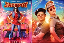 Jackpot Posters Out, Jyothika and Revathi Play Cops