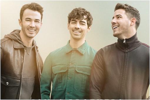 Kevin, Joe and Nick Jonas. (Image: Twitter)