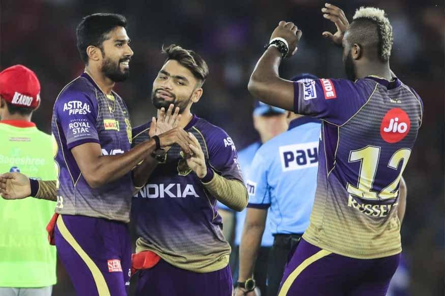 In Pics, Match 52, Kings XI Punjab vs. Kolkata Knight Riders