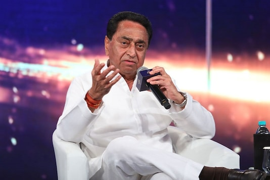 File photo of Madhya Pradesh Chief Minister Kamal Nath.