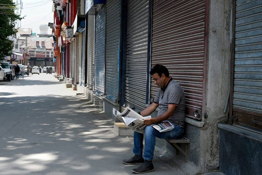 When Journalism Went the Offline Way & Kashmiris Put out Newspaper Ads to Reach out to Families
