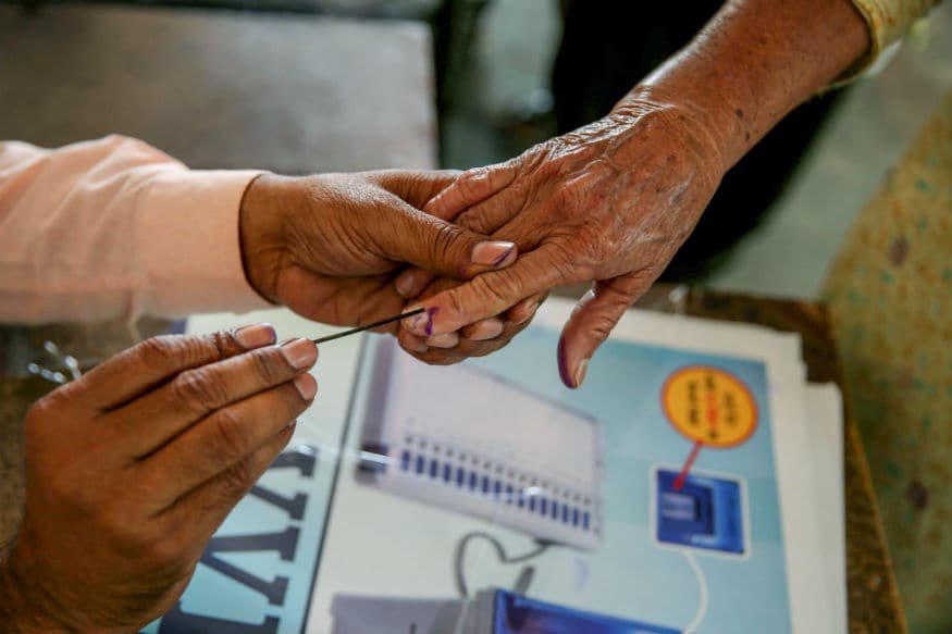 In Last Phase of LS Polls, MP Registers 72% Voter Turnout