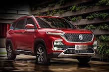 MG Hector SUV Unveil, as it Happened