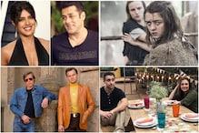 Arya Stark Explores West of Westros, Salman Khan Takes a Jibe at Priyanka Chopra