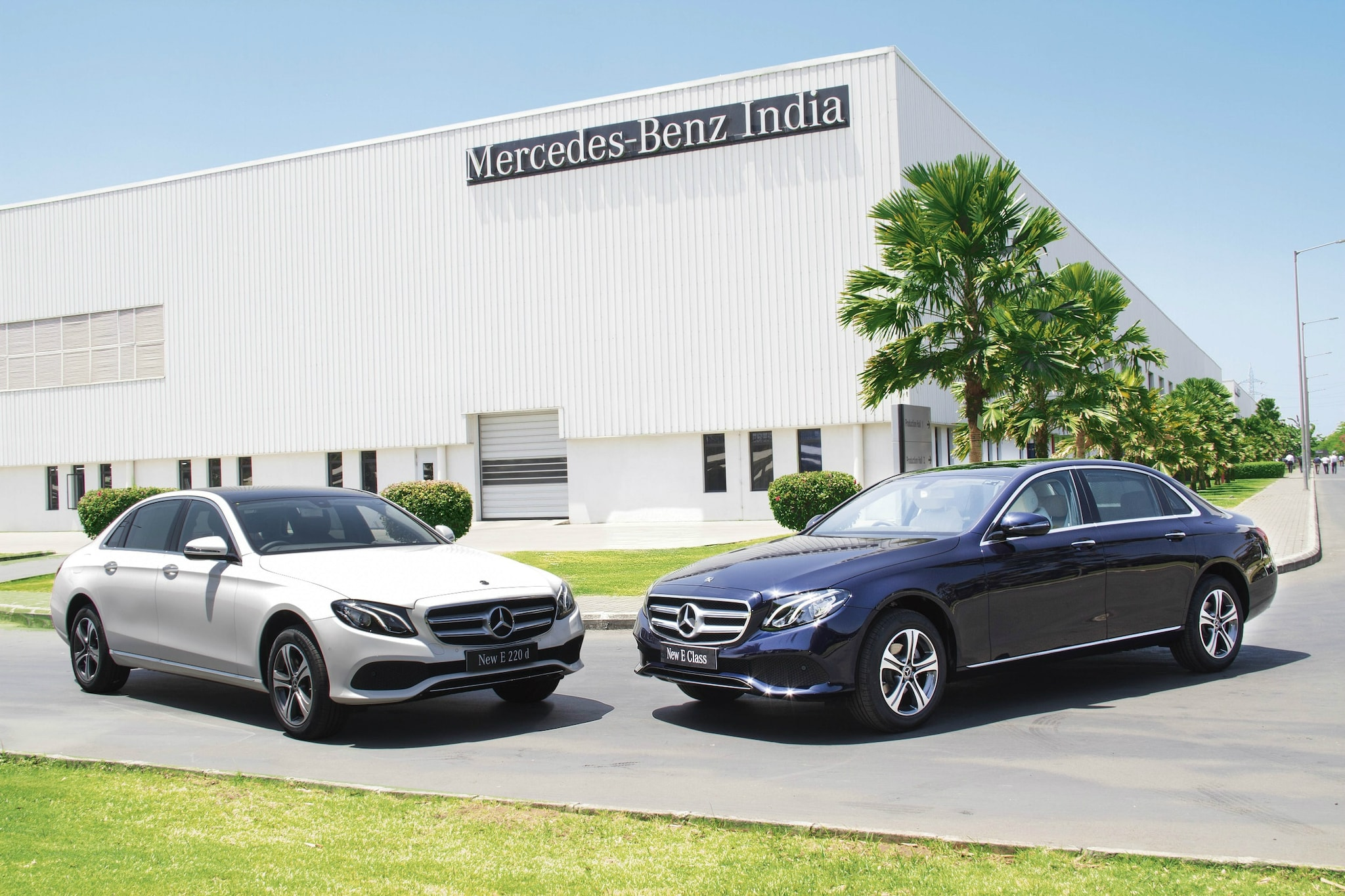 Mercedes-Benz Launches 'Made in India' BS-VI LWB E-Class, Prices Starting From Rs 57.50 Lakh