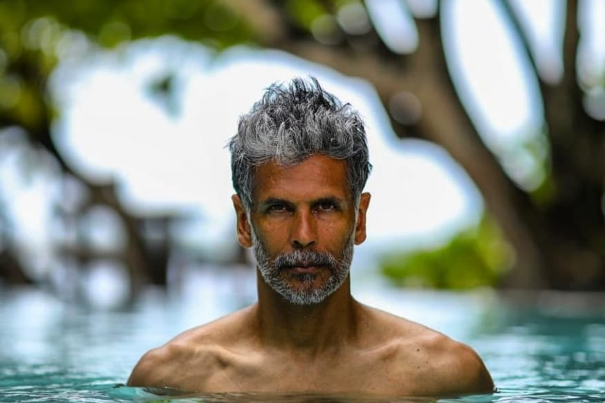 'Gymming Does Not Work for Me': Milind Soman