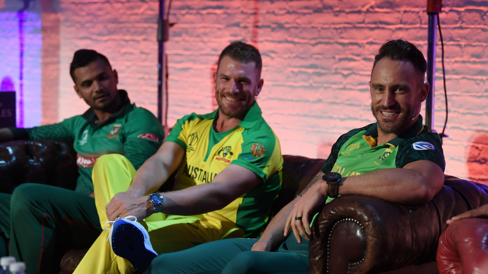 In Pics | Pre World Cup Captains' Press Conference
