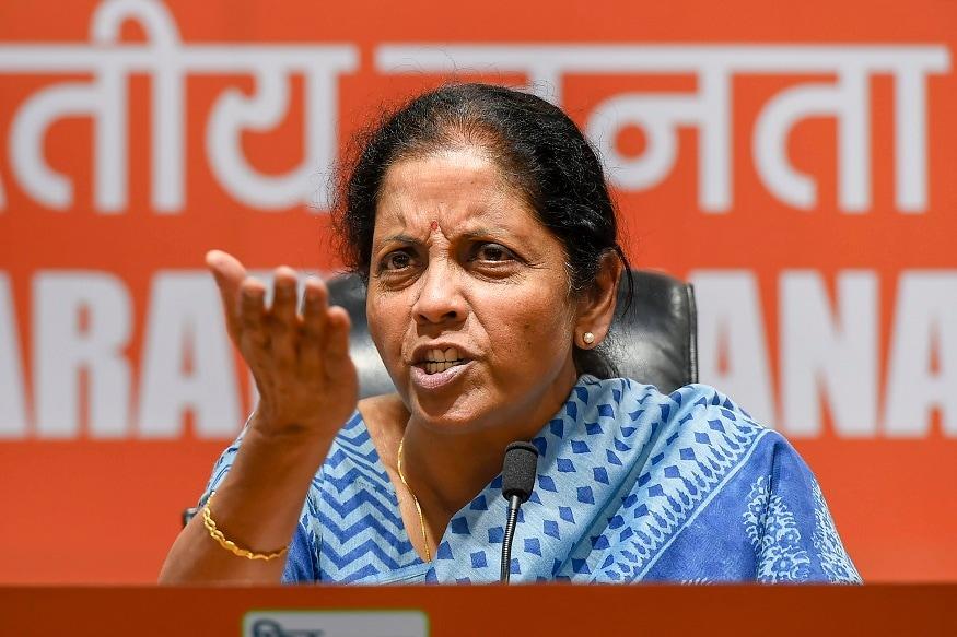 Congress's Divya Spandana Congratulates FinMin Nirmala Sitharaman. But There's a Catch