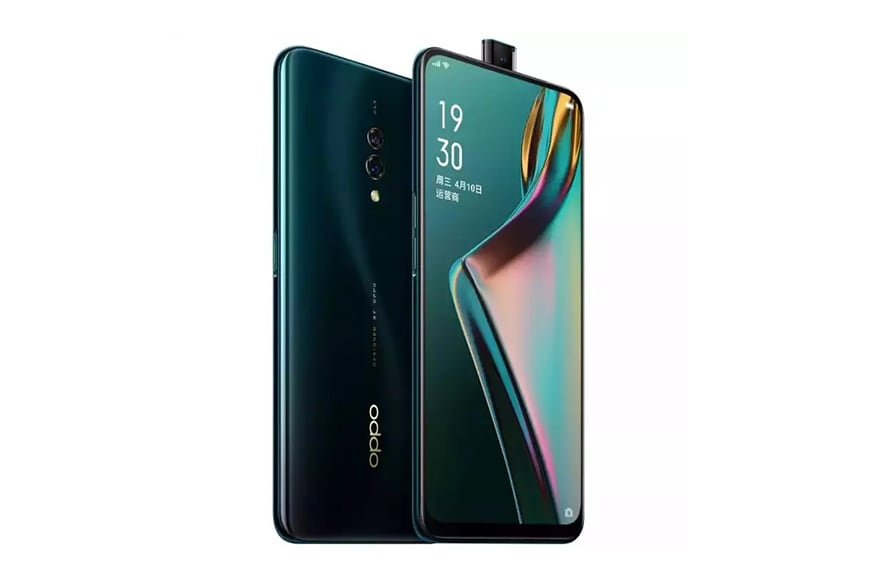 Oppo K3 With Pop-up Selfie Camera to Launch in India Today, Here's Everything You Need to Know