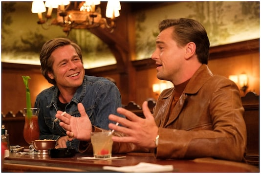 A still from 'Once Upon a Time in Hollywood'