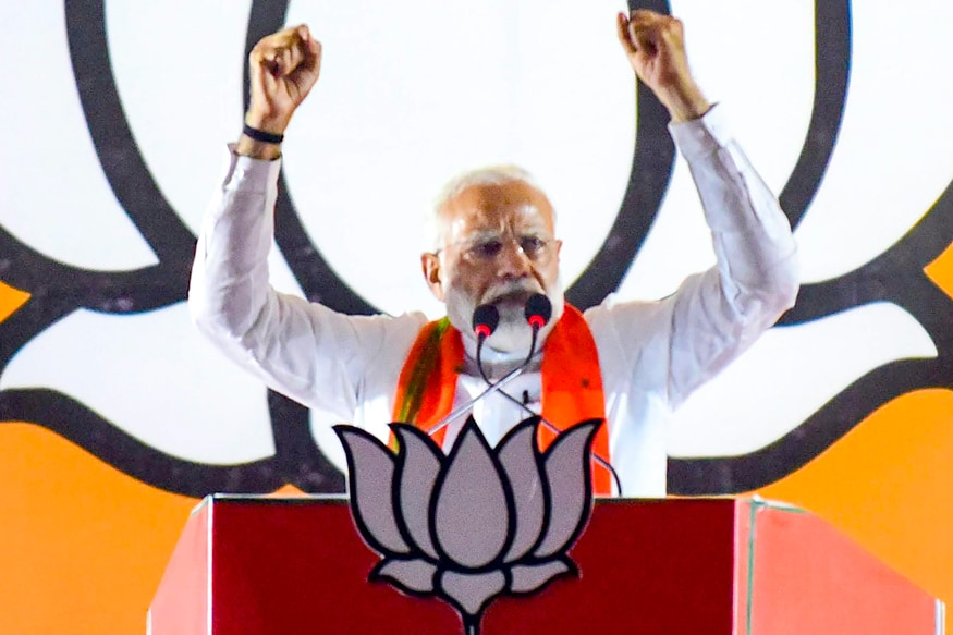 'Let Us See if Didi Allows': PM Modi Ahead of Rallies in Bengal Before EC's Campaign Ban Takes Effect