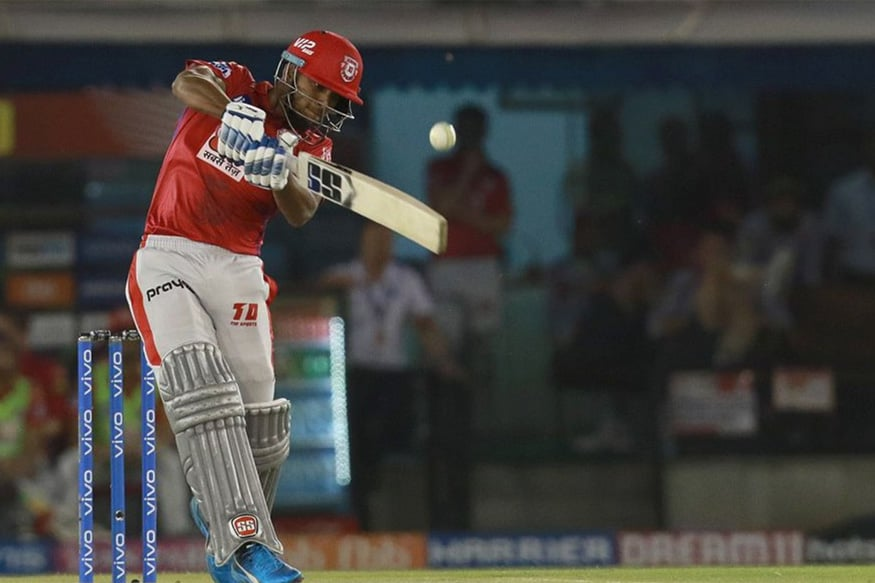 Nicholas Pooran in action. (IPL)
