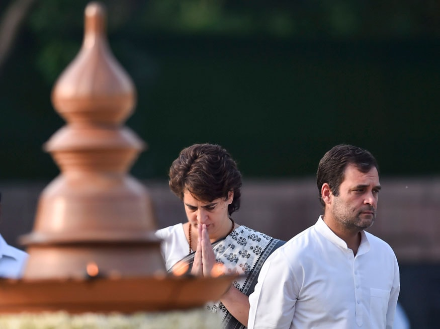 'He Taught Me to Never Hate': Rahul Pays Homage to Father Rajiv Gandhi on 28th Death Anniversary