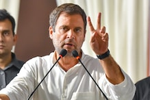 Pictures from Rahul Gandhi's Election Rally in New Delhi