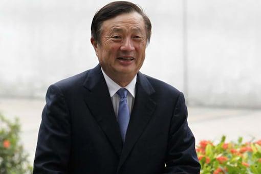 File photo of Huawei CEO Ren Zhengfei. (Reuters)