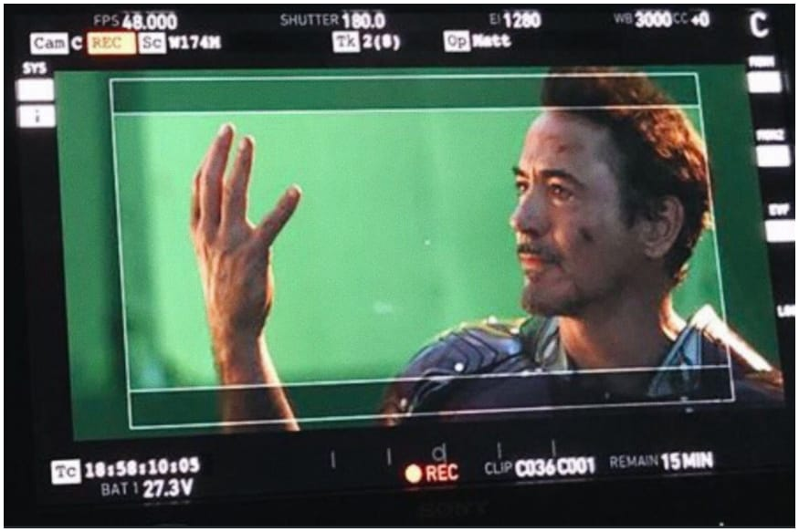 Robert Downey Jr Shares BTS Pictures of His Final Moments as Iron