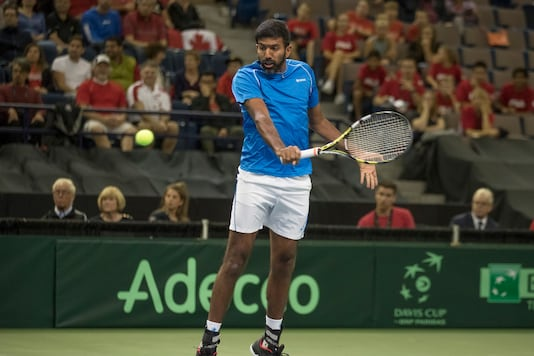 File photo of Rohan Bopanna. (Photo Credit: Reuters)