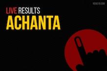 Achanta Election Results 2019 Live Updates: Ranganadha Raju of YSRCP Wins