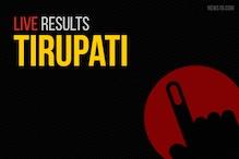 Tirupati Election Results 2019 Live Updates