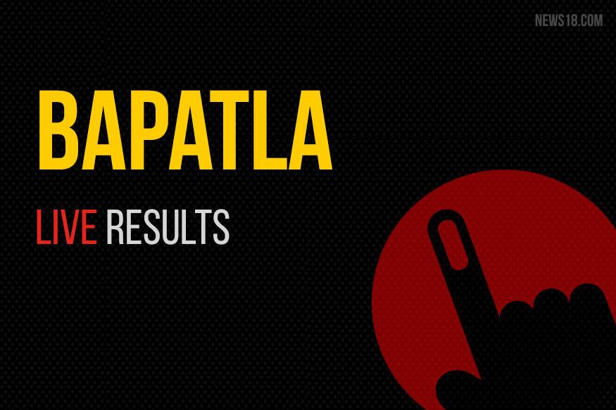 Bapatla Election Results 2019 Live Updates - News18