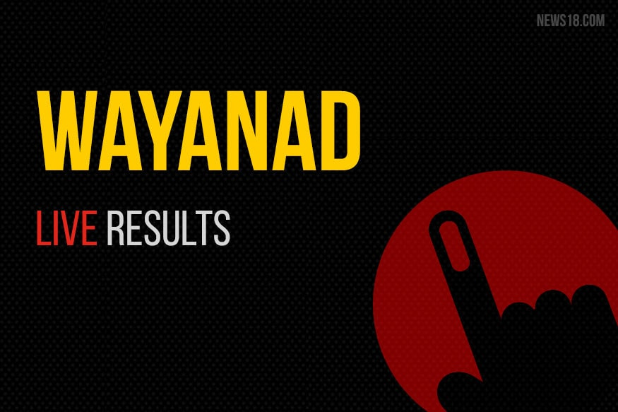 Wayanad Election Results 2019 Live Updates: Winner, Loser, Leading, Trailing