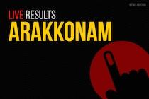 Arakkonam Election Results 2019 Live Updates