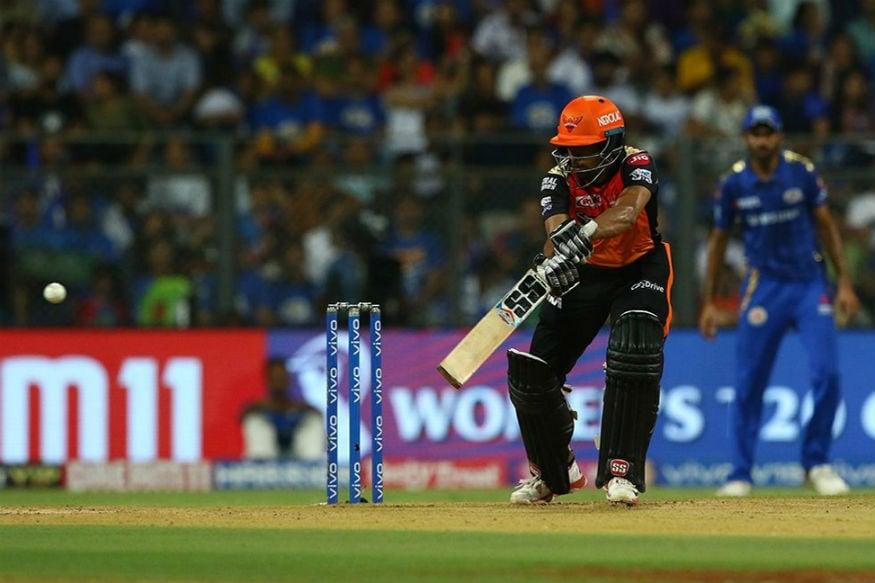 In Pics, Match 51, Mumbai Indians vs Sunrisers Hyderabad