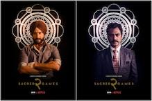 Sacred Games 2 Posters: Saif Ali Khan and Nawazuddin Siddiqui Spell Doomsday