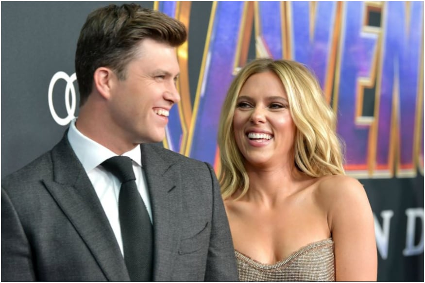 Scarlett Johansson Gets Engaged to Saturday Night Live Host Colin Jost After Two Years of