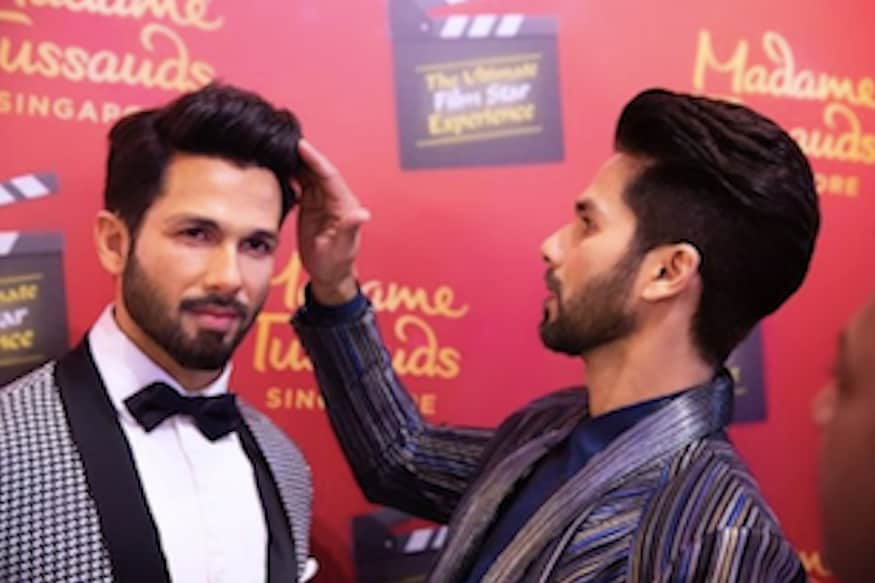 Shahid Kapoor Becomes the Latest Bollywood Actor to Get a Wax Statue at Madame Tussauds