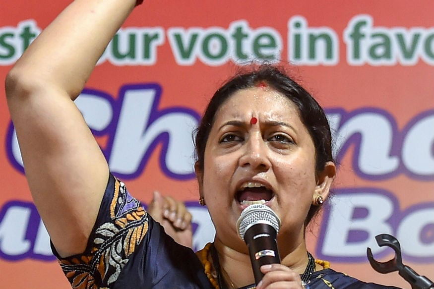 No Punishment Can be Stricter Than Death for Rapists, Says Union Minister Smriti