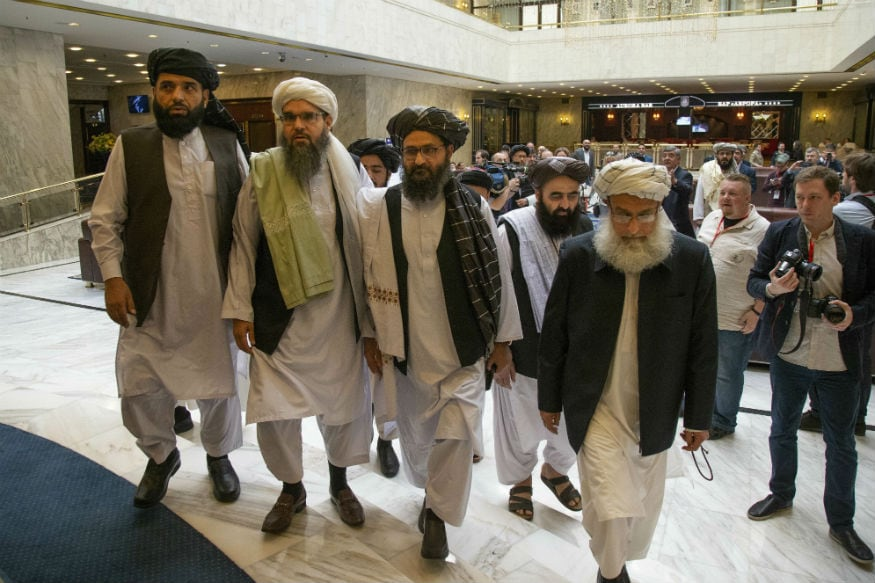 Afghan Taliban Sends Team to Russia after Peace Talks with US Collapse