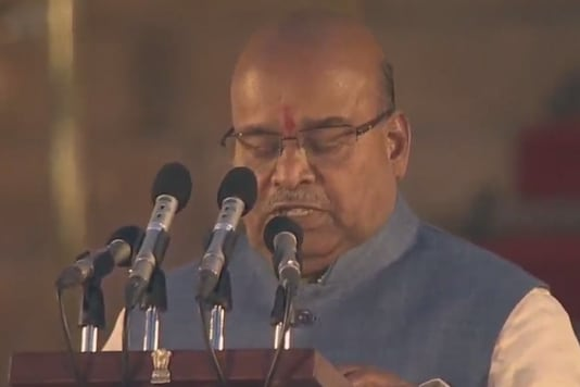 File photo of Union Minister Thawarchand Gehlot.
