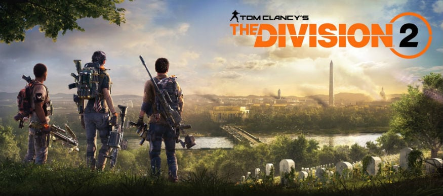 Tom Clancy Division 2