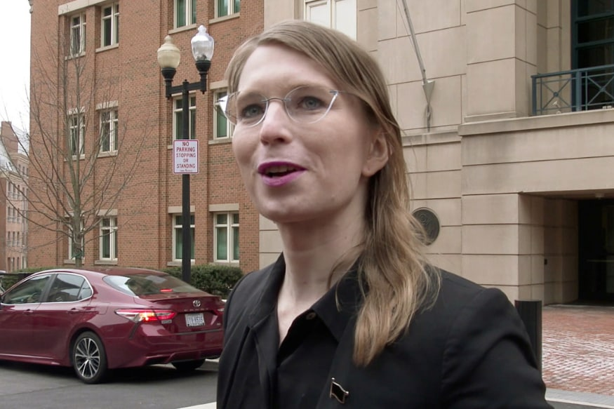 Ex-soldier and WikiLeaks Source Chelsea Manning Returned to Jail for Defying Grand Jury Subpoena