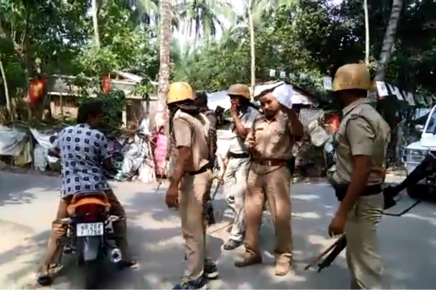 At Least 60 Arrested in Bengals Bhatpara After Poll-day Clashes; TMC, BJP Blame Each