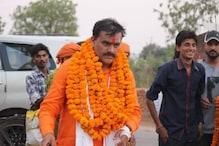 Denied Ticket Several Times, RSS Nominee VD Sharma Finally Records Thumping Win from Khajuraho