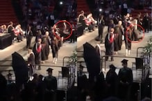 Pass The Graduation, Fail the Backflip: Video Of Student's Botched Attempt Goes Viral