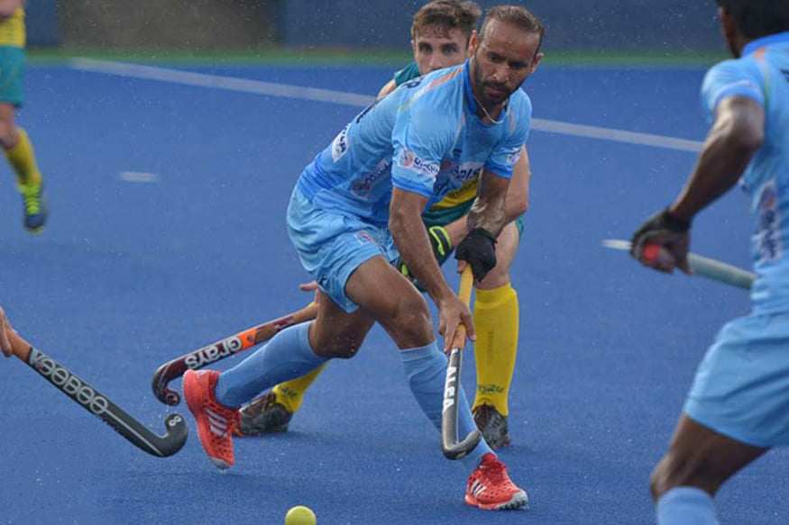 Ramandeep Singh Returns to India Squad for FIH Men's Series Finals