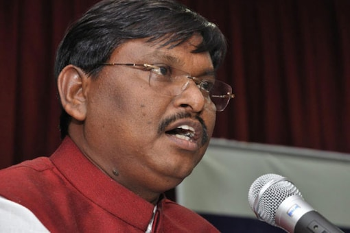 File photo of Union Minister Arjun Munda.