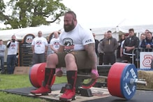 Disabled Army Veteran Picks Up 505 Kg For Seated Deadlift Record