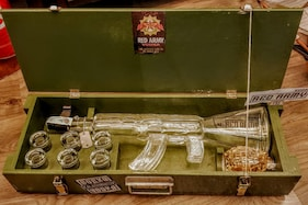 Try the AK-47 Kalashnikov Vodka This Week and Call the 'Shots'