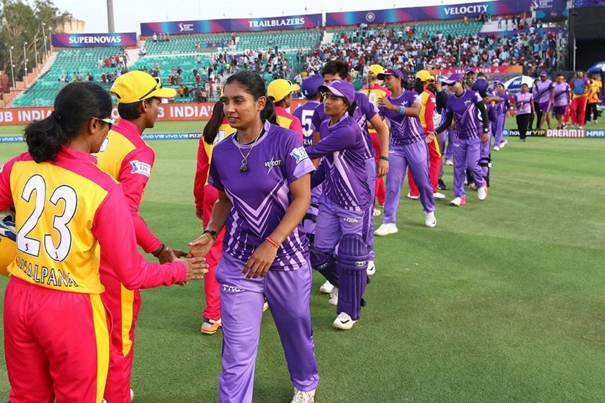 In Pics, Women's T20 Challenge, Velocity vs Trailblazers