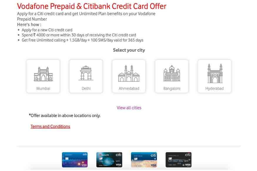 Citi Prepaid Limited Brands >> Vodafone Prepaid Gets You 1 5gb Daily Data And Unlimited