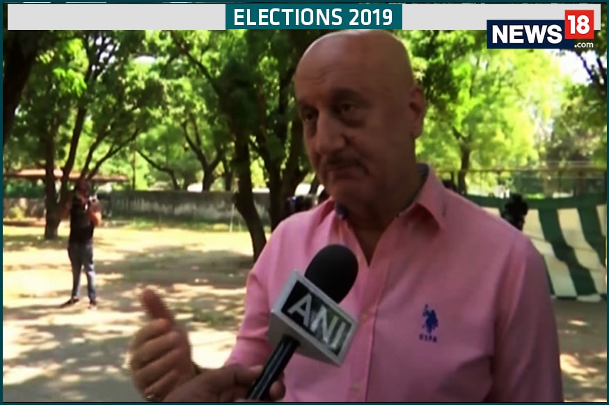 Elections 2019, 7th Phase | Anything Is Possible If A Chaiwala Can Become India's PM: Anupam Kher