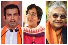 Sheila Dikshit, Gambhir, Atishi Among 13 Key Candidates Fighting it Out in Phase 6 of Lok Sabha Polls