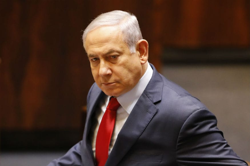 Israeli PM Netanyahu Trails Rival Benny Gantz by A Seat with Majority Votes Counted