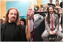 US Duo Donate a Record 153.83 Kg of Hair to Charity in 24 hours, Win Guinness World Record