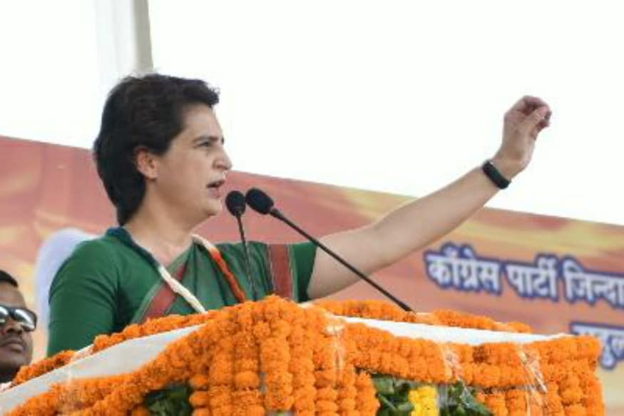 Priyanka Gandhi Harks Back on Ashfaq-Bismil Friendship, Slams UP Govt Over Crime