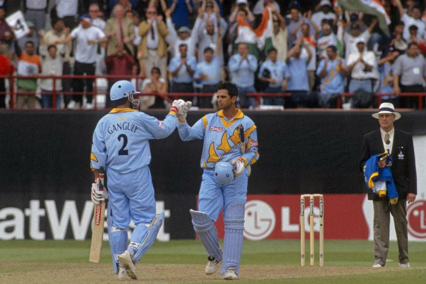 sourav ganguly, rahul dravid, world cup 99